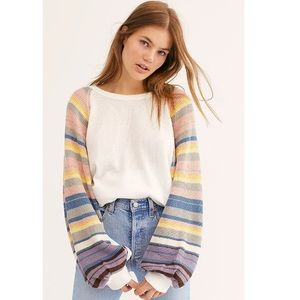 We The Free Rainbow Dreams Sweater Size Small NWOT